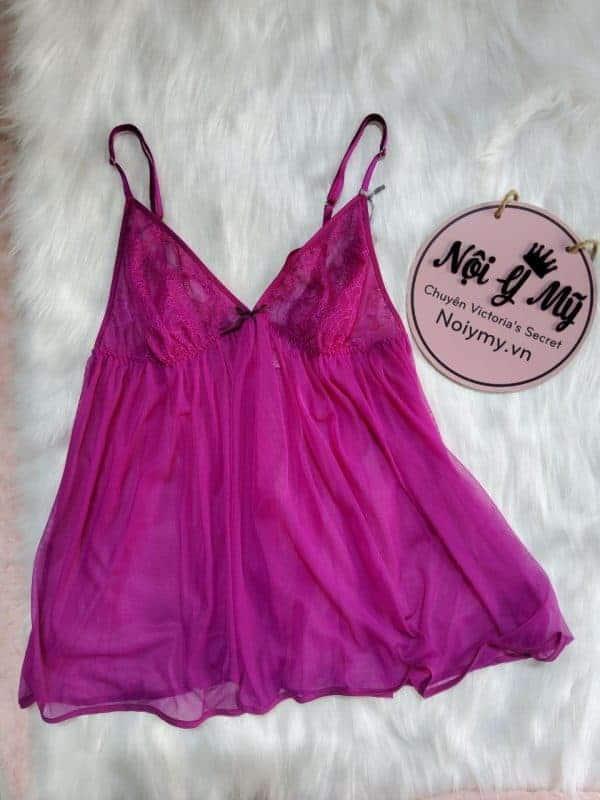 đầm ngủ Victoria Secret